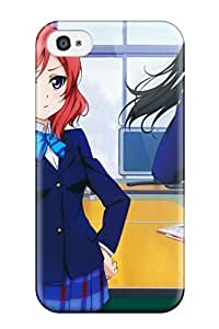 Iphone 4/4s Case Bumper Tpu Skin Cover For Nico-nico Nii~ Accessories