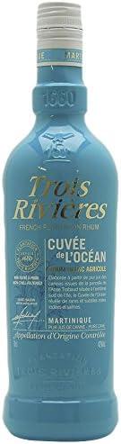 Trois Rivières Cuvée de LOcéan 42% - 700 ml