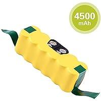 4500mAh Ni-MH Repuesto para iRobot Batería 14.4v Roomba Aspiradora 500 600 700 800 Serie 500 510 520 530 532 534 535 540 550 552 555 560 562 570 580 581