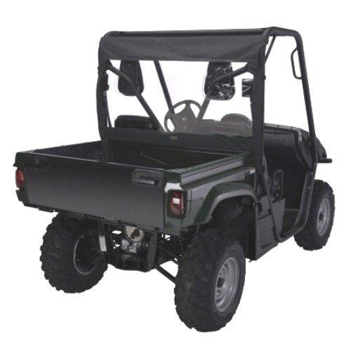 Classic Accessories 78637 QuadGear Black UTV Rear Window, Fits Yamaha Rhino