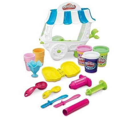 Play-Doh - Carrito de helados (A2106E240)