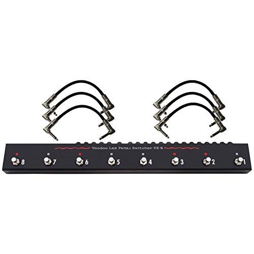 Voodoo Lab PX 8 True Bypass Switcher