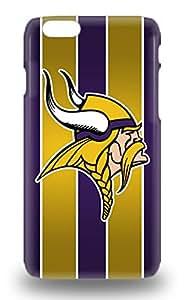 Iphone Cover Case NFL Minnesota Vikings Protective Case Compatibel With Iphone 6 ( Custom Picture iPhone 6, iPhone 6 PLUS, iPhone 5, iPhone 5S, iPhone 5C, iPhone 4, iPhone 4S,Galaxy S6,Galaxy S5,Galaxy S4,Galaxy S3,Note 3,iPad Mini-Mini 2,iPad Air ) 3D PC Soft Case