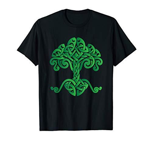 Tree of life tshirt - Celtic knotwork t-shirt