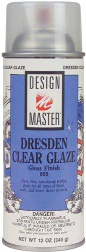 Dresden Sprays - Surface Treatment Spray 12 Oz-Dresden Clear Glaze 1 pcs sku# 654148MA