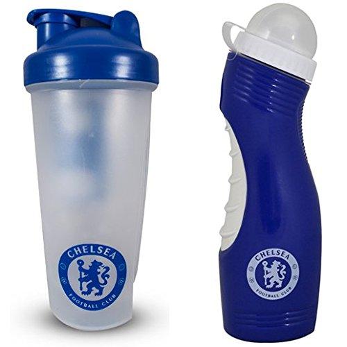 チェルシーProtein Shaker &水ボトル B07BH59JVP