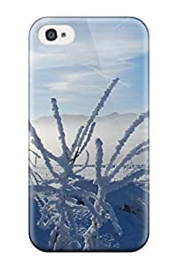 Iphone 4/4s Case Slim [ultra Fit] Winter Protective Case Cover
