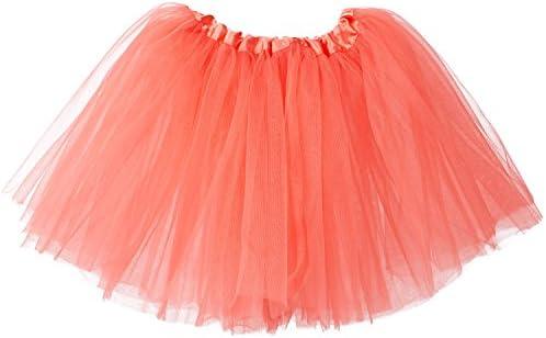 My Lello Big Girls Tutu 3-Layer Ballerina 4T-10yr