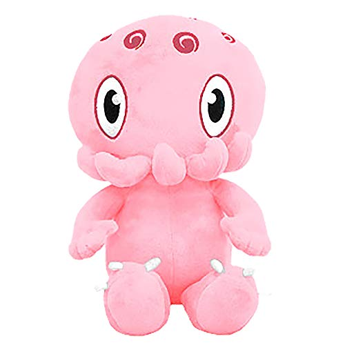 - C is for Cthulhu Baby Plush (Pink, 6 Inches)