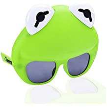 Sunstaches - The Muppets - Kermit the Frog Sunglasses