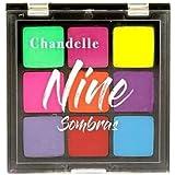 Paleta de Sombra Noneto - Cor 02, Chandelle