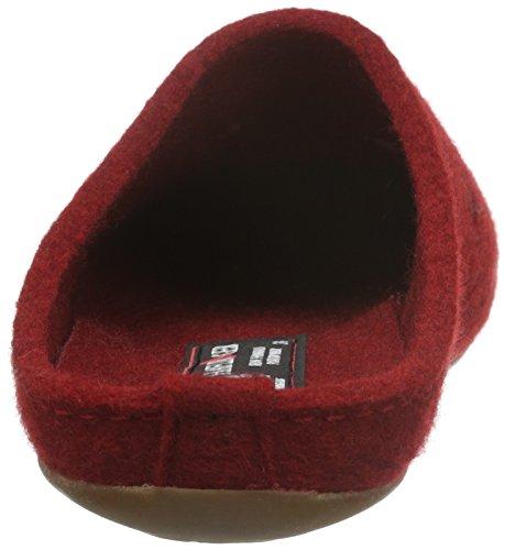 Noblesse Estar Zapatillas De Adulto paprika 42 Unisex Casa Por Rojo Haflinger xPwHdRqP
