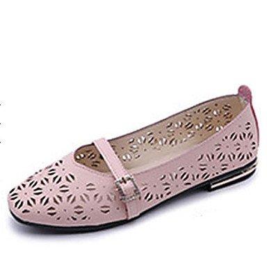 US7 Patent Walking Green Summer Soles Chunky CN38 Sandals 5 Women'S Party Blushing EU38 5 Evening Heellight Pearl Light Light Wedding amp;Amp; Dress Soles Leather UK5 twfnHqx