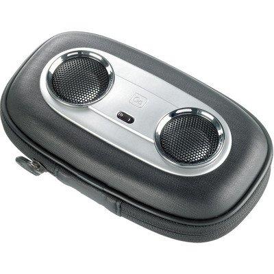 Speaker Box Color: Black by Go Travel