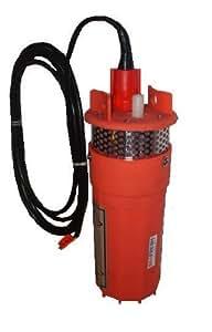 NEW 12V / 24V Submersible DC Solar Well Water Pump Solar, Battery, Alternate Energy