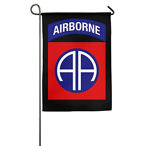 82nd Airborne Division Military Logo House Flag Garden Flag