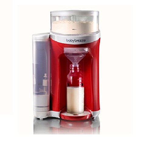 Baby Brezza Formula Pro One Step Food Maker - Red