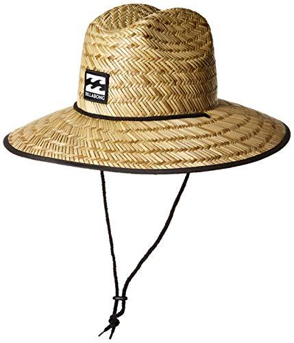 Billabong Men's Tides Print Hat Burgundy One Size from Billabong