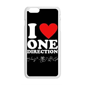 I love one direction Cell Phone Case for iPhone plus 6