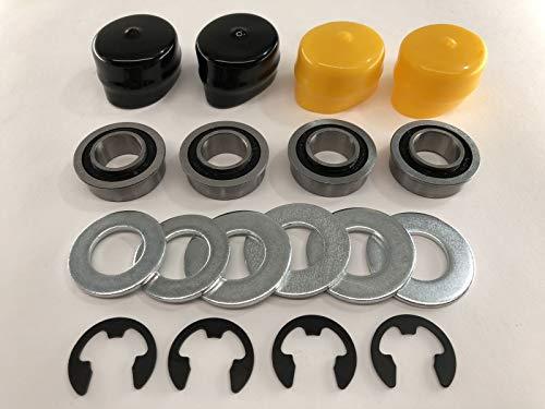 (zong for Steering Spindle Hardware Kit Fits John Deere LA Series LA100 LA105 LA115)