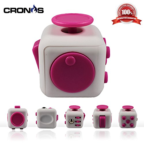 Toys For Everyone : Premium fidget cube anxiety fidgeting stress relief