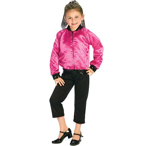 T-Bird Sweetie Costume Girl - Child 4-6]()