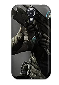 For Galaxy Case, High Quality Ghost Recon Future Soldier Concept For Galaxy S4 Cover Cases