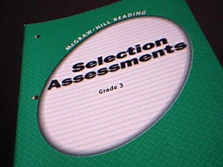 Download Selection Assessments Grade 3 (McGraw-Hill Reading) ebook