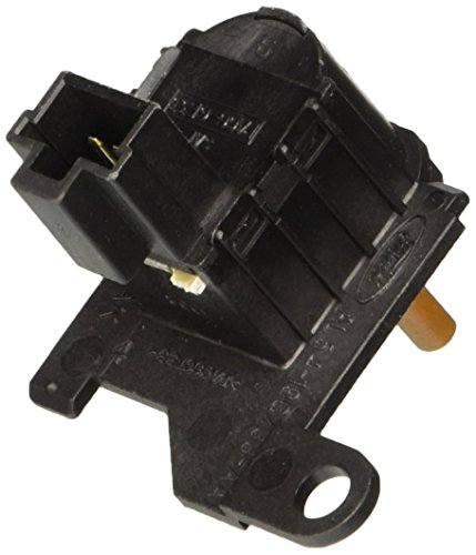 (Motorcraft YH-1802 A/C Temperature Potentiometer Assembly)