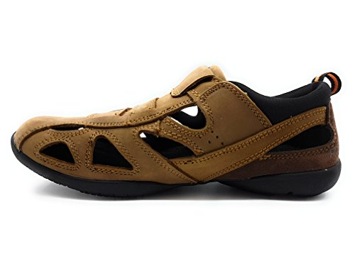 Velcro Sandalia 15 262 Gomez Hombre Marron qwCtnfp