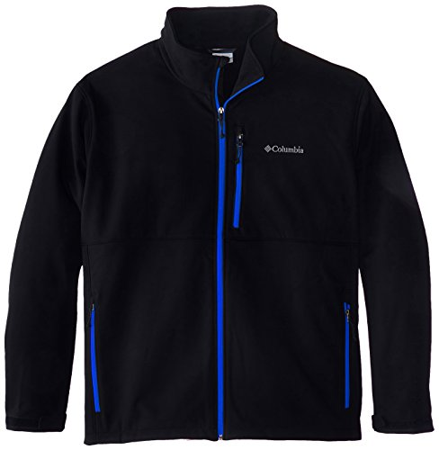 Columbia Mens Ascender Softshell Jacket