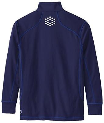 Puma Golf Boys Junior Golf Long Sleeve 1/4 Zip Top