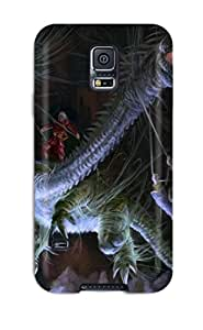 Mai S. Cully's Shop 9303255K73869144 New Taming The Dragon Tpu Cover Case For Galaxy S5