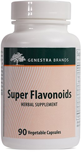 Genestra Brands - Super Flavonoids - Bioflavonoids and Green Tea Extract as Antioxidants for Good Health* - 90 Capsules