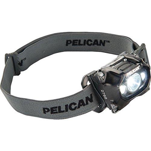 Pelican Products Heads (2760c,Head Light,Gen 2,Black Pelican 027600-0101-110)