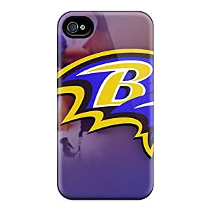 High Quality Mobile Cases For Iphone 6 With Unique Design Beautiful Baltimore Ravens Image CharlesPoirier