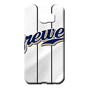 samsung galaxy s6 phone carrying cases New Eco Package Forever Collectibles milwaukee brewers mlb baseball