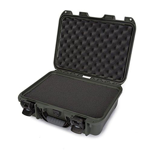 Nanuk 920 Waterproof Hard Case with Foam Insert - Olive