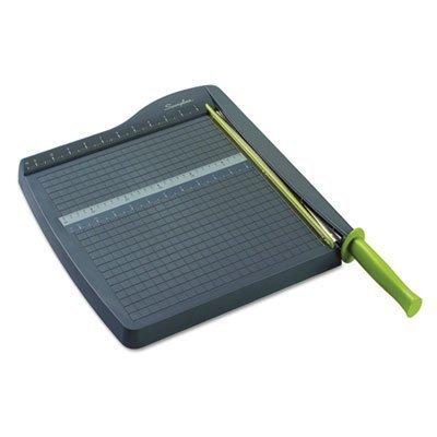 13' Trimmer (ClassicCut Lite Paper Trimmer, 10 Sheets, Durable Plastic Base, 13'' x 19 1/2'' by Swingline)
