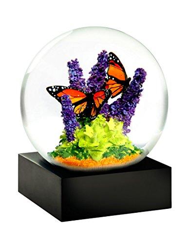 Monarch Butterflies Snow Globe by CoolSnowGlobes