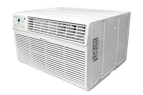 115V 8.000BTU aire acondicionado través de la pared con mando a distancia