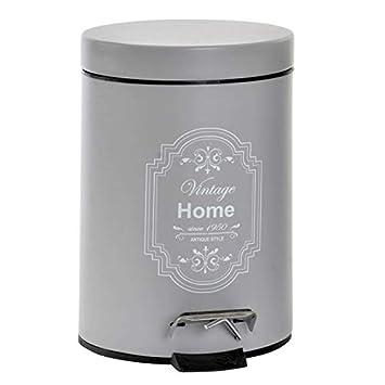 Hogar y Mas Kleiner Papierkorb für Das Bad. Design Home, Vintage ...
