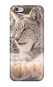 6114443K32599378 TashaEliseSawyer Case For Iphone 6 Plus With Nice Lynx Appearance