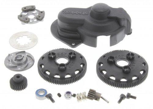 Slipper Clutch Parts Set - Traxxas RUSTLER XL-5 SPUR GEAR / SLIPPER CLUTCH 90T 86T 16T 28T Pinion