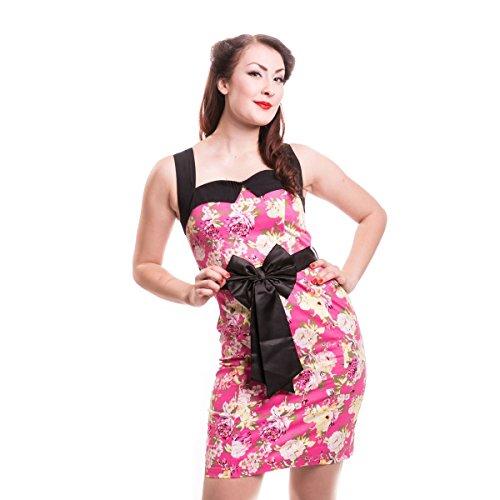 Donna Rockabella Vestito Vestito Rockabella Donna Rosa Rockabella Vestito Rosa EXqSwxv4E