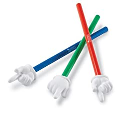 Hand Pointers Set of 3