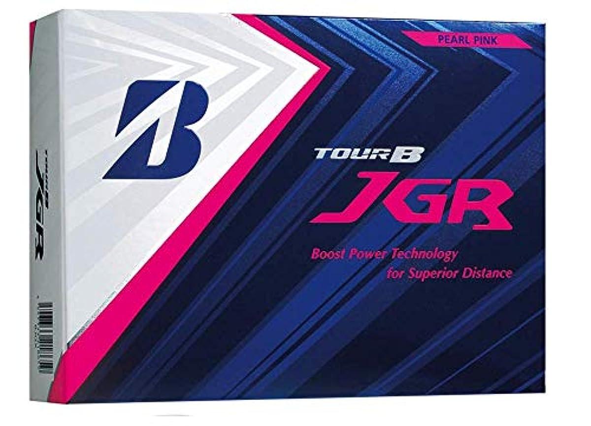 [해외] BRIDGESTONE(브리지스톤) 골프 볼 TOUR B JGR 1다스(12개 들이)