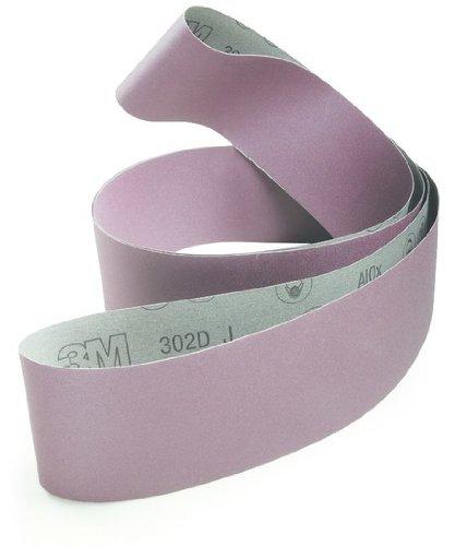 (3M(TM) Cloth Belt 302D, 2 in x 118 in P150 J-weight, 25 per inner)