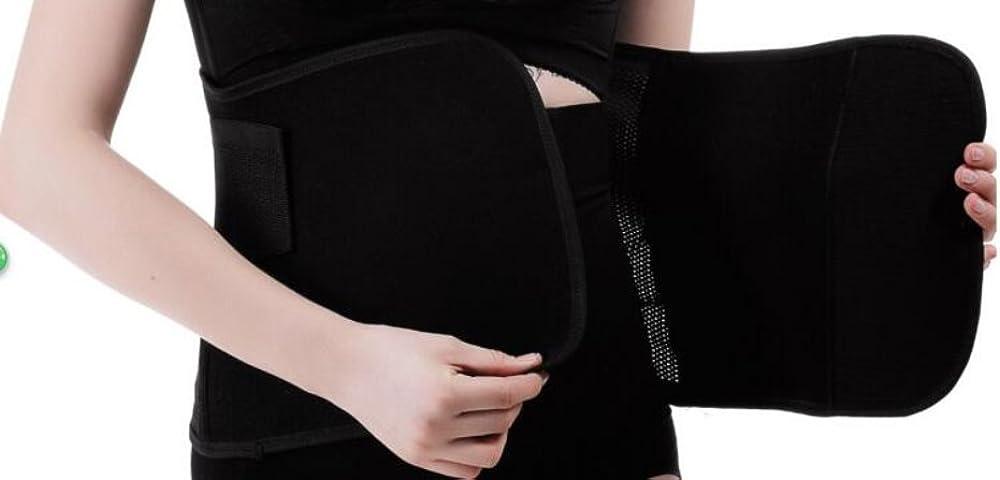 Ancdream Postparto Reductora Cintura Moldeadora con Velcro Transpirable El/ástica para Mujer y Maternidad Recuperaci/ón Postpartum Support Belt
