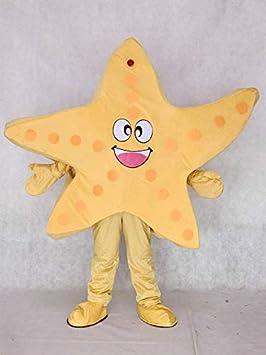 rushopn - Disfraz de Estrella de mar Amarilla: Amazon.es: Deportes ...